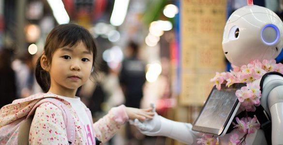 Futur of Robotics future of human beings Industrial BRIDGR
