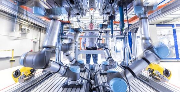 Smart Factory BRIDGR