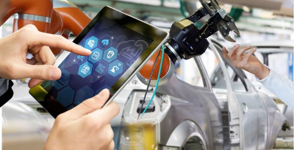 Industry 4.0 PWC Study Digital