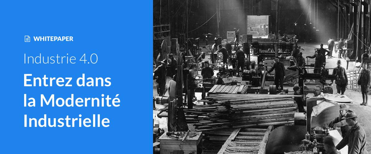 BRIDGR whitepaper industrie 4.0 livre blanc sur la numérisation des entreprises industrielles et manufacturières