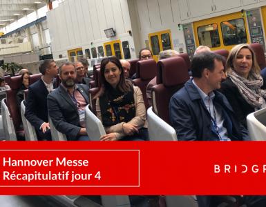 Hannover Messe : Récapitulatif du Jour 4 - Start-up |ABB | Volkswagen